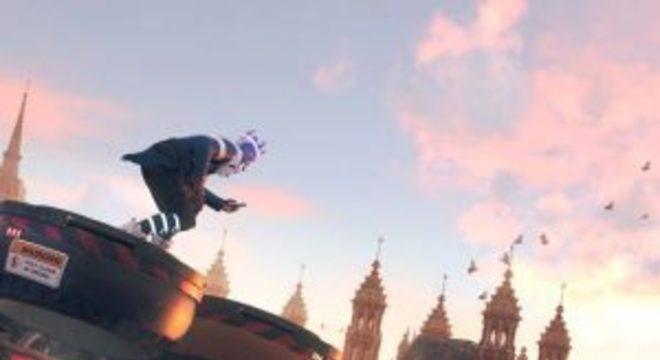 Watch Dogs Legion aparece em novo trailer e tem data de lançamento confirmada