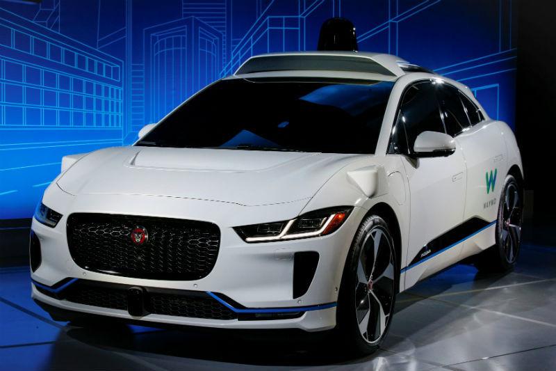 Waymo e Jaguar anunciam produção de 20 mil carros autônomos
