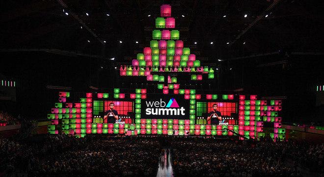 Web Summit 2019 é um dos maiores eventos de tecnologia do mundo