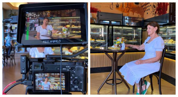 Episódio da websérie vai contar a história do Tia Nair Café