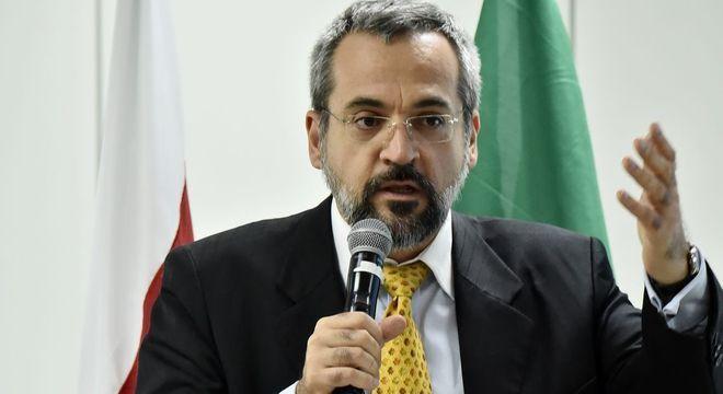 Weintraub anunciou nomes dos novos secretários do Ministério da Educação