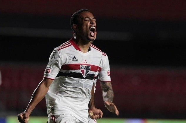 Welington: lateral-esquerdo - brasileiro – 20 anos – clube atual: São Paulo – validade do contrato: outubro de 2023 – atual valor de mercado: não revelado