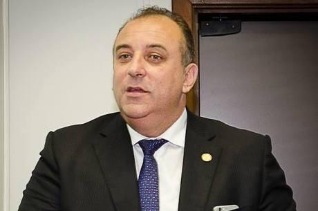 Político está preso desde o dia 24 de abril