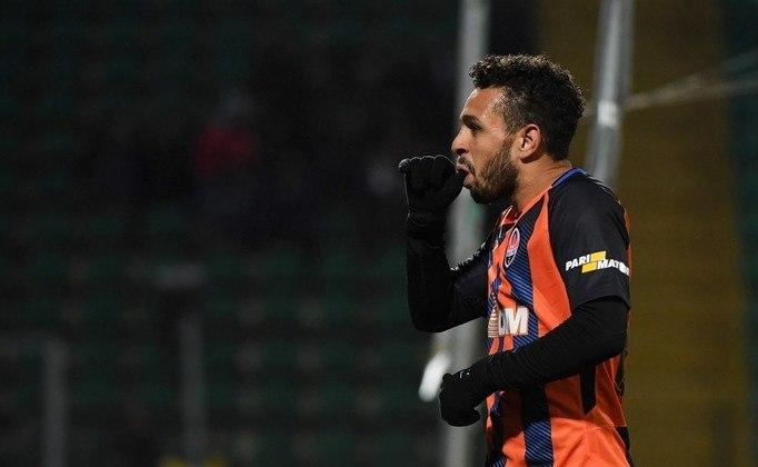 Wellington Nem: 28 anos, atacante, valor de 800 mil euros (cerca de R$ 5 milhões). Sem clube, o último foi o Shakhtar Donetsk (até agosto de 2020).