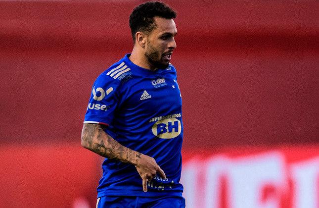 Wellington Nem - Posição: Atacante - Clube: Cruzeiro - Idade: 29 anos - Valor de mercado segundo o Transfermarkt: 800 mil euros (aproximadamente R$ 5 milhões) - Contrato até: 31/12/2021.