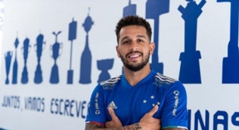 Wellington Nem vai reforçar o setor ofensivo da Raposa na Série B