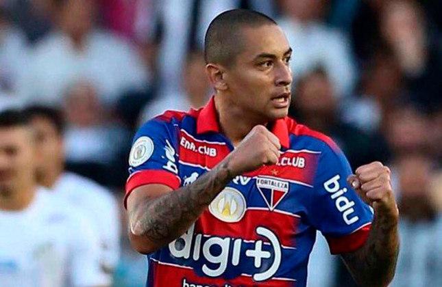Wellington Paulista(2006–presente) -105 gols em 401 jogos (Média: 0.26).