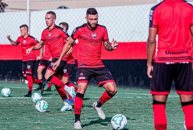 Wellington Rato - 3 gols - Atlético-GO - Campeonato Goiano