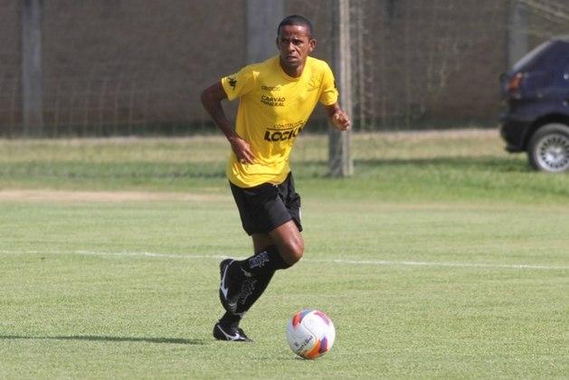 WELLINGTON SACI - O lateral-esquerdo e meia Wellington Saci já pssou pelo Atlético-MG, um dos grandes do futebol brasileiro.