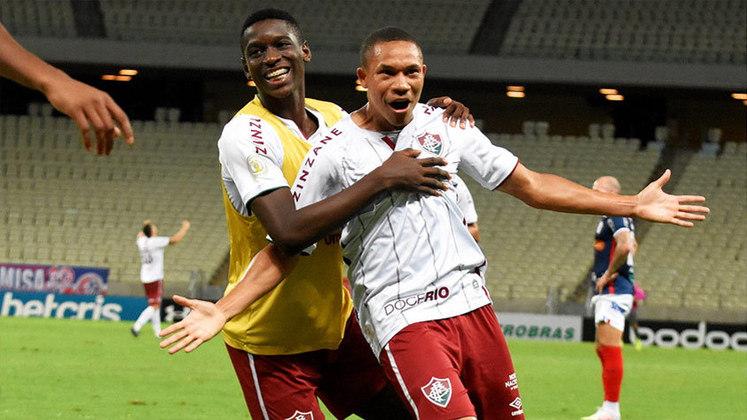 Wellington Silva - 6 gols