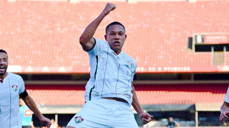 Wellington Silva - Também no time dos veteranos, Wellington Silva retornou ao Tricolor no início do ano passado. Aos 28 anos, foram 34 jogos e cinco gols marcados até o momento.
