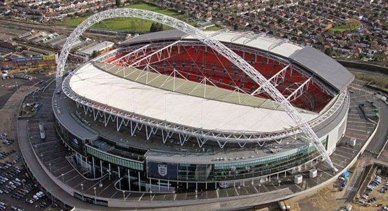 Wembley, em Londres
