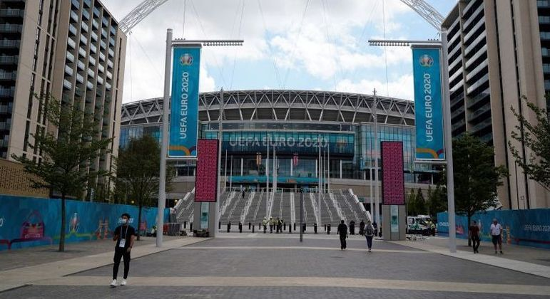 Wembley, Londres, Inglaterra