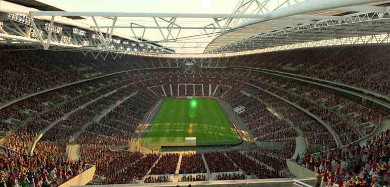 Wembley - Inglaterra