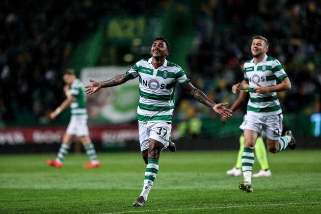 Wendel: Cria de Xerém, o volante deixou o Fluminense para defender o Sporting. Pelo clube português, o jogador demorou um pouco a engrenar, mas atualmente é peça importante. Gigantes do Velho Continente monitoram o jogador.
