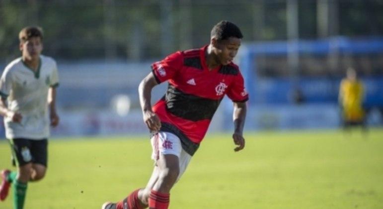 Wesley - Flamengo Sub-17