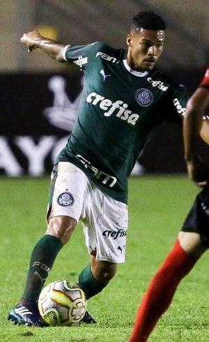 Wesley Ribeiro, do Palmeiras