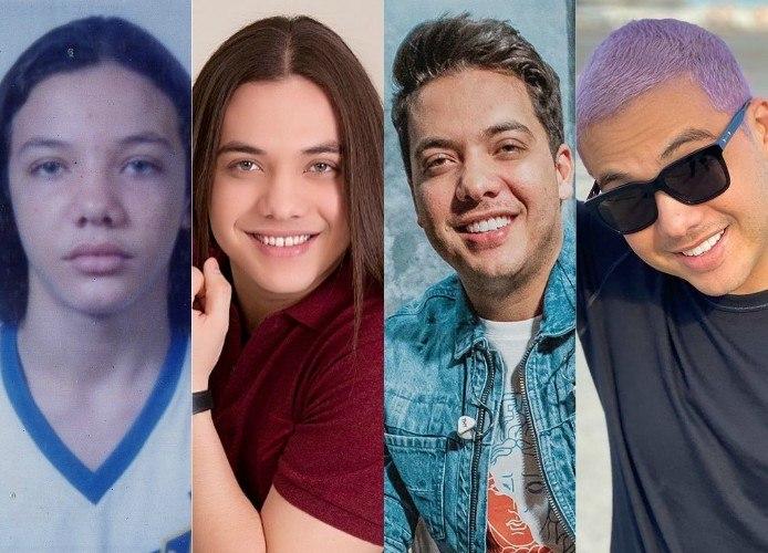 De fio longo a cabelo roxo: Wesley Safadão radicaliza visual - Fotos - R7  Famosos e TV