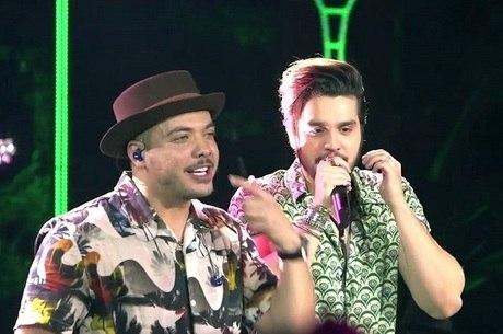 Luan Santana e Safadão vão agitar live