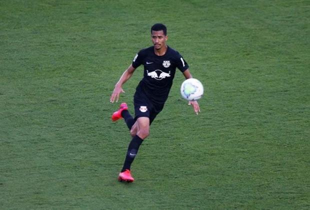 Weverson: lateral-esquerdo novamente vinculado ao São Paulo (estava no Red Bull Bragantino)