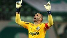 Amedrontado, Palmeiras teve sorte de campeão. Está na final