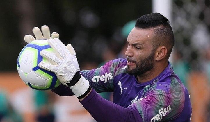 Weverton: falando em arqueiros, o hoje goleiro do Palmeiras conseguiu destaque quando atuou pelo Rio Branco (Acre) na Copinha de 2005 – ele foi contratado no mesmo ano pelo Corinthians
