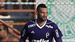 Com suspensão de Jaílson, Weverton e Prass disputam vaga no gol do Palmeiras ()