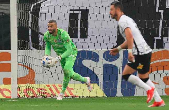 Weverton (Palmeiras): Goleiro - Convocado pela Seleção Brasileira - Jogos que perderá: América-MG x Palmeiras, Palmeiras x Red Bull Bragantino e Bahia x Palmeiras