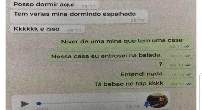 Mensagens De Whatsapp Detalham O Brutal Assassinato De Daniel