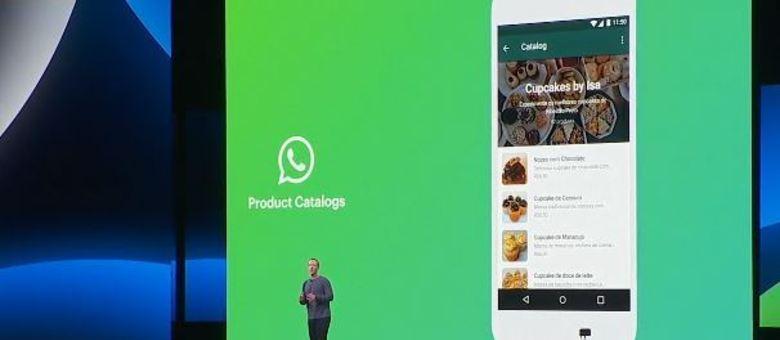 WhatsApp permitirá a consulta de catálogos de produtos