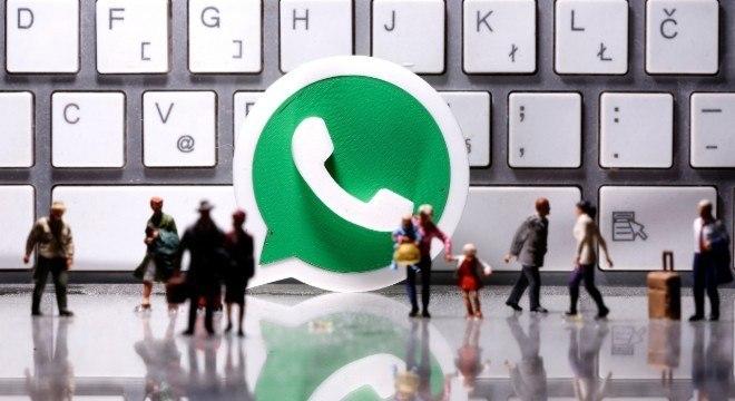 Whatsapp ficou fora do ar durante a tarde desta terça