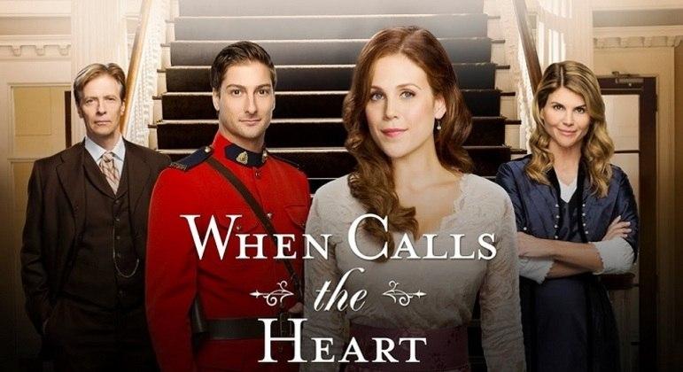 "Série canadense ""When Calls The Heart"" vai substituir ""Topíssima"""
