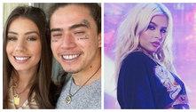 Fãs 'atacam' Luísa Sonza após fim do namoro de Whindersson