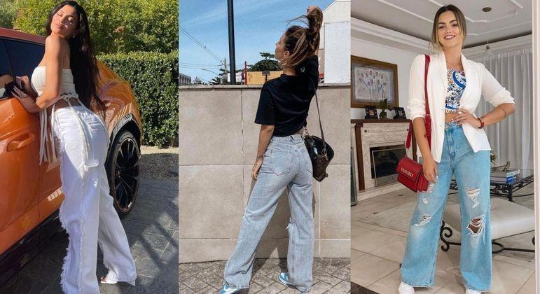 Wide leg: a calça das blogueiras que você precisa ter no armário!