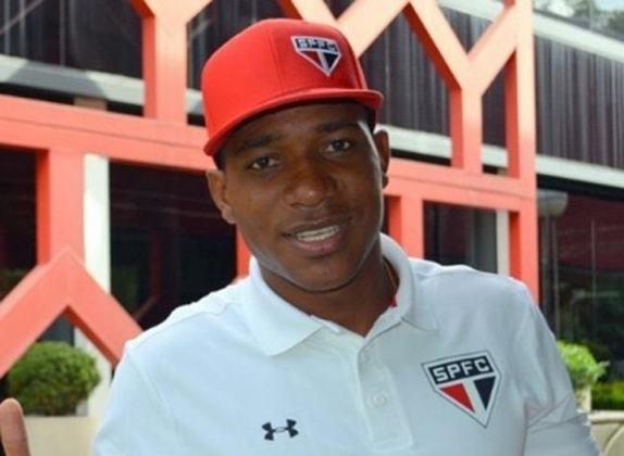 Wilder Guisao - Contratado a pedido do então treinador Carlos Osorio, o atacante colombiano chegou por empréstimo do Toluca-MEX.