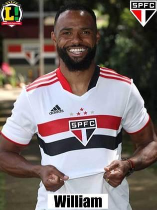 Wiliam - 6,0: Fazendo sua estreia pelo São Paulo, não se destacou e ficou mais responsável pela marcação no meio campo.