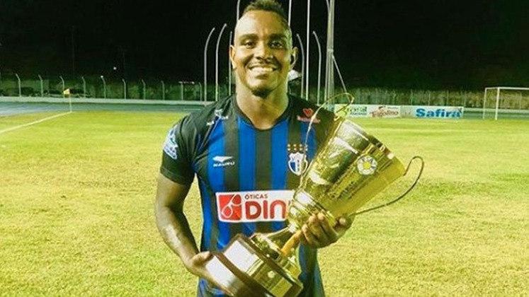 Wilker: 25 anos – atacante – Ji-Paraná - 4 gols em 5 jogos no Campeonato Rondoniense