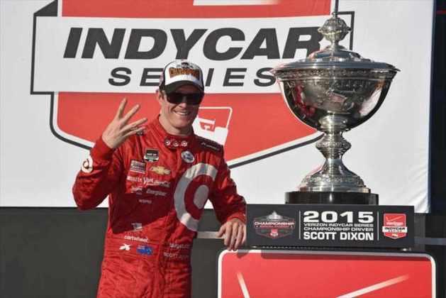 Will Power conquistou o título de 2014 pela Penske