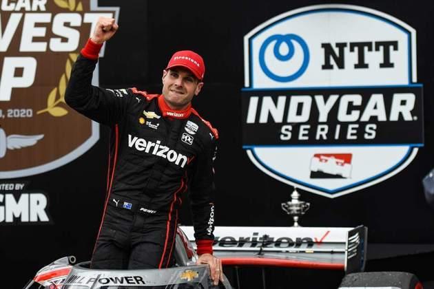 Will Power venceu o GP de Indianápolis 3. Newgarden foi 4º, com Dixon em 8º