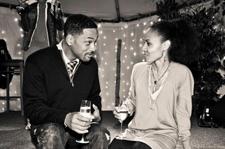Will Smith e Jada Pinket: casamento preservado