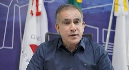 William Parreira foi reeleito com mais de 55% dos votos