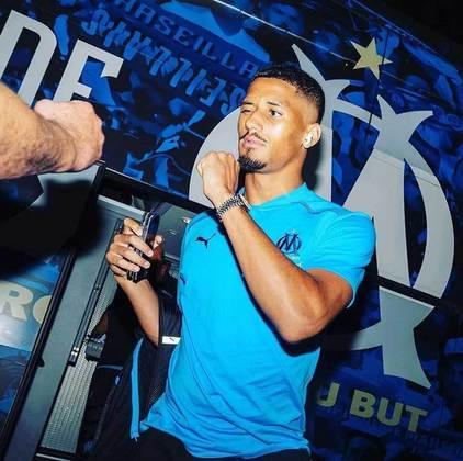 William Saliba: Olympique de Marseille - 20 anos - defensor