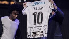 Willian impedido de estrear no Corinthians. Andreas Pereira, do Fla, pode ser processado. Anvisa em ação