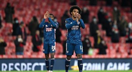 Willian ficou pouco mais de um ano no Arsenal