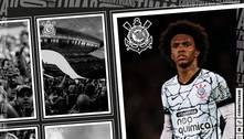 Arsenal obrigou Corinthians a anunciar. Willian está de volta ao Parque São Jorge