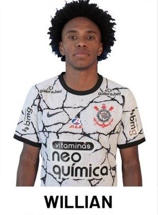 Willian - 5,5 - Não acompanhou a passagem de Marlon pelo seu lado, deixando o atleta do América-MG livre para fazer o gol. Com a bola nos pés, foi incisivo, mas não conseguiu chutar ao gol.