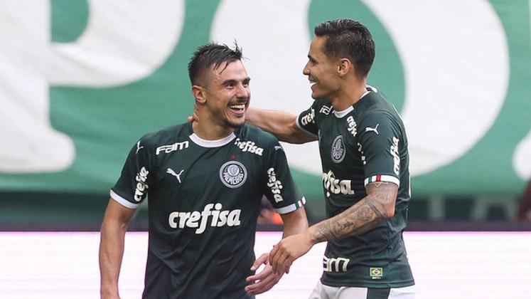 Willian Bigode, atacante do Palmeiras, torcia para o São Paulo quando era criança.