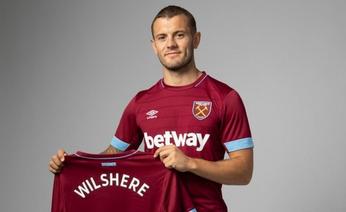 Wilshere já defendeu Arsenal, West Ham e a seleção inglesa, mas agora está livre no mercado desde outubro deste ano. Seu valor de mercado é de 4,8 milhões de euros (cerca de 31 milhões de reais), de acordo com o Transfermarkt.