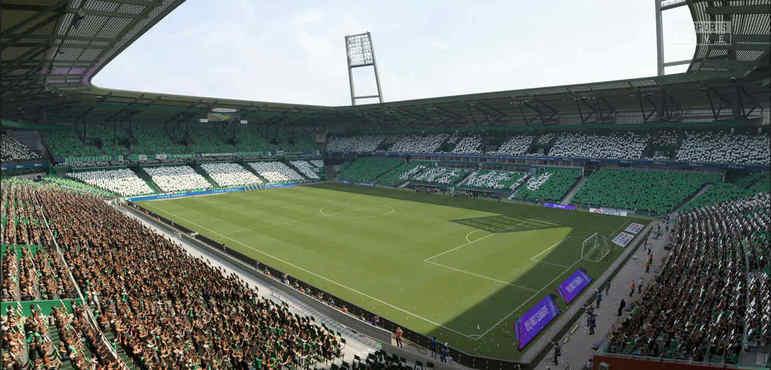 Wohninvest Weserstadion - Alemanha