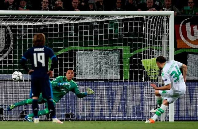Wolfsburg 2 x 0 Real Madrid - Quartas de final, jogo de ida da Champions League de 2015/2016 - Data - 06/04/16 - Estádio - Volkswagen Arena